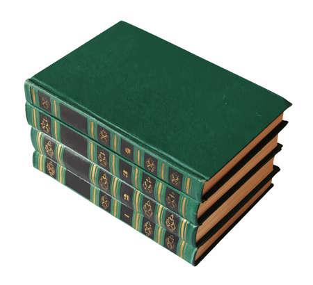 Collected Works, livres anciens, vecteur