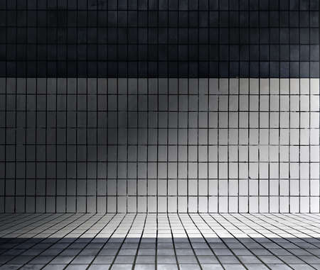grungy: grungy modern interior