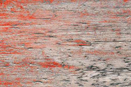 painted old wooden wall. red background Stok Fotoğraf