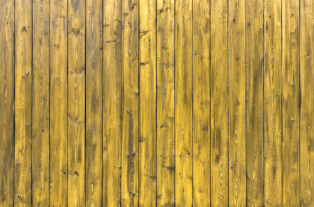 old wooden wall, yellow background Stok Fotoğraf