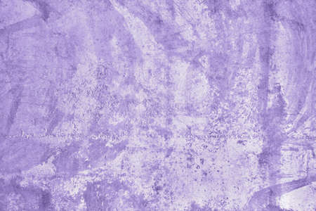 old grungy texture, concrete wall, ultra violet Stock Photo