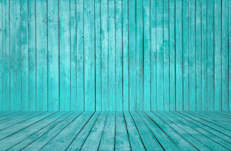 old room, wooden background, empty interior Stock fotó