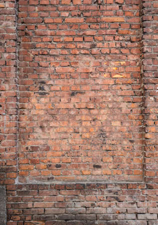 old aged brick wall background