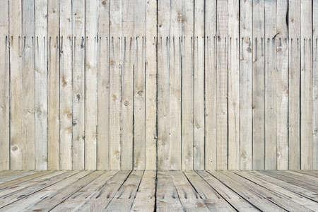 old room, wooden background, empty interior Zdjęcie Seryjne - 129845105