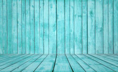 old room, wooden background, empty interior Zdjęcie Seryjne