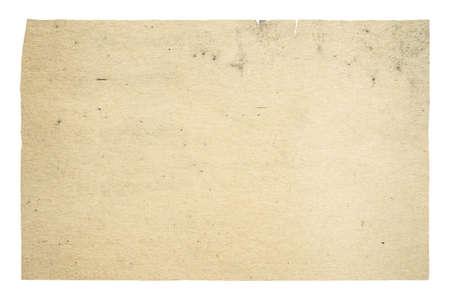 old paper texture, grungy background Zdjęcie Seryjne - 129845290