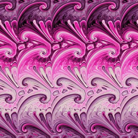 abstract waves pattern, seamless background