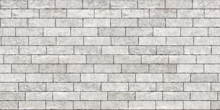 brick wall texture, seamless background Фото со стока - 132752344
