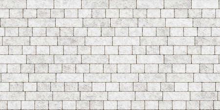 brick wall texture, seamless background Фото со стока - 132752301