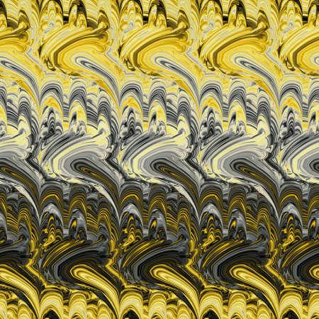 abstract waves pattern, seamless background Фото со стока - 132752370
