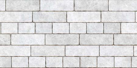 brick wall texture, seamless background Фото со стока - 132752409
