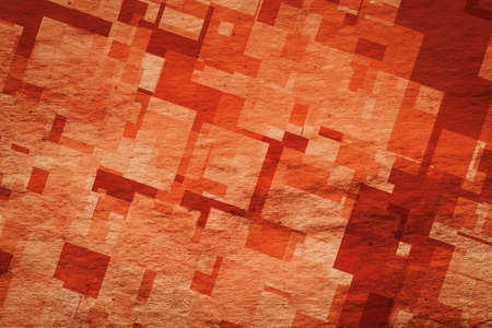 abstract red background, old grunge paper Zdjęcie Seryjne - 157744500