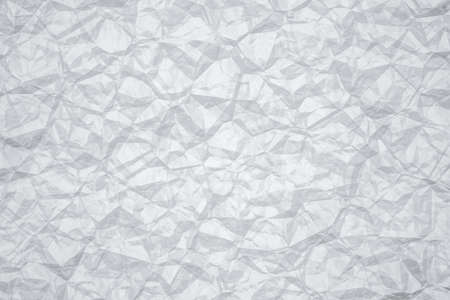 old crumpled paper, blank background with copyspace