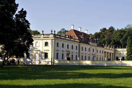 rundale: The Branicki Palace - Bialystok, Poland