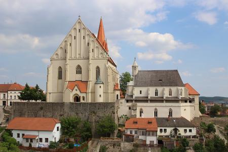 znojemsko: St. Nicholas Church and St. Wenceslas chapel, Znojmo, Czech Republic