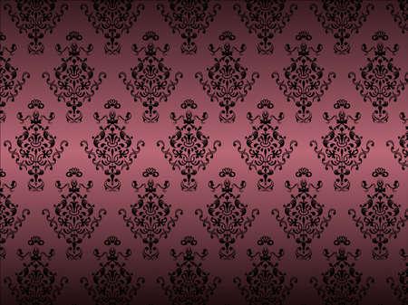 fishnet: Fishnet patterned wallpaper