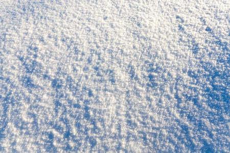 snow surface, winter