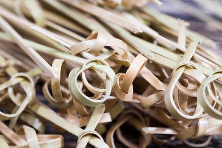 bamboo sticks for attaching 版權商用圖片