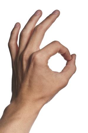 HAND SUCCESS SIGN