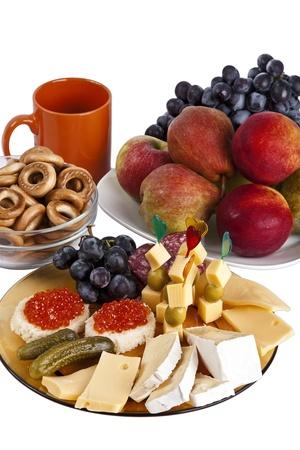 Snack  for breakfast