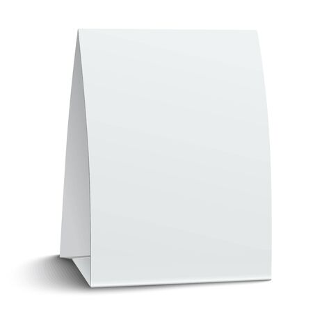 placecard: Blank paper table card