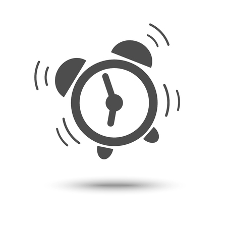 wake up call: Wake up vector icon