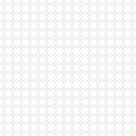 Seamless background made of geometric repeated light gray patterns placed on white