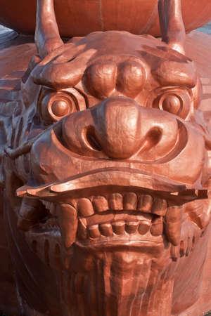 Chinese dragon Stock Photo - 23728119