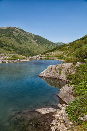 Nature of Kamchatka. Landscapes and magnificent views of the Kamchatka Peninsula.