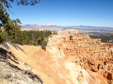 wallstreet: The Bryce Canyon National Park, Utah, United States