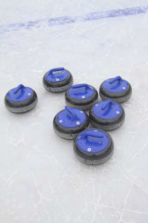 Curling. Club curling fans.