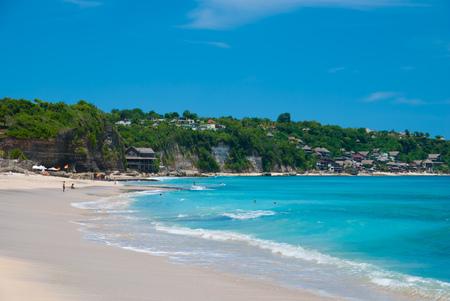 dreamland: Seascape, Bali, Indonesia. Dreamland Beach