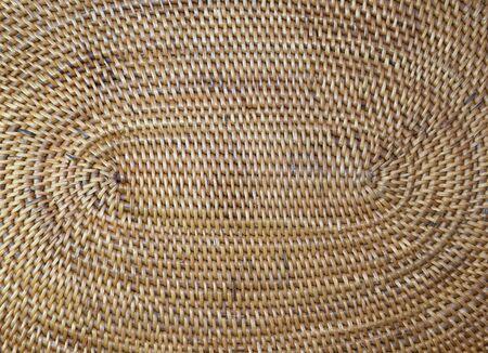 wicker: Estructura de la superficie de mimbre de madera