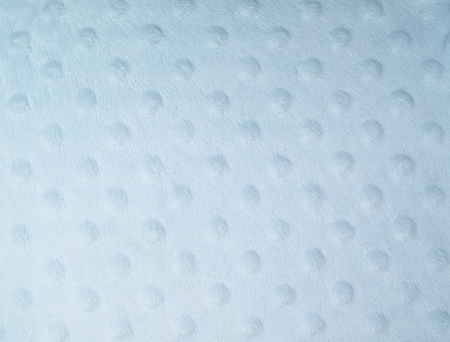 convex shape: The convex structure of the cotton fabric in the shape of circles