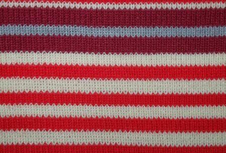 tejido de lana: La textura de la tela de lana multicolor