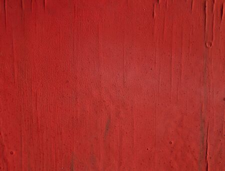 texture wall: Texture of red painted wooden surface Stock Photo