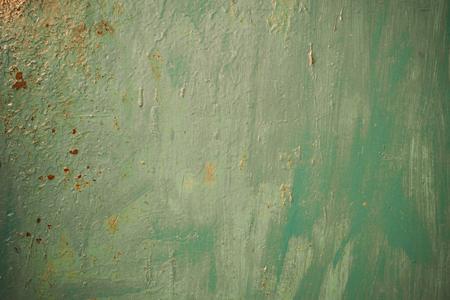 metal surface: painted metal surface