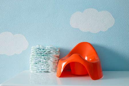 vasino: potty and diapers