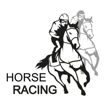 856 Horse Race Track Stock Vector Illustration And Royalty Free