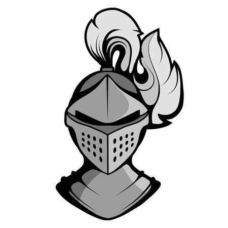 knight warrior graphics to design Illustration