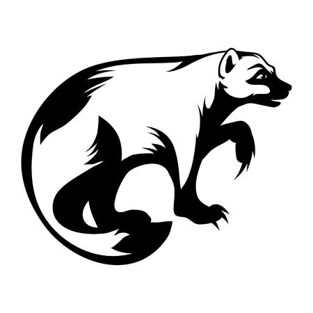 wolverine  graphic to design