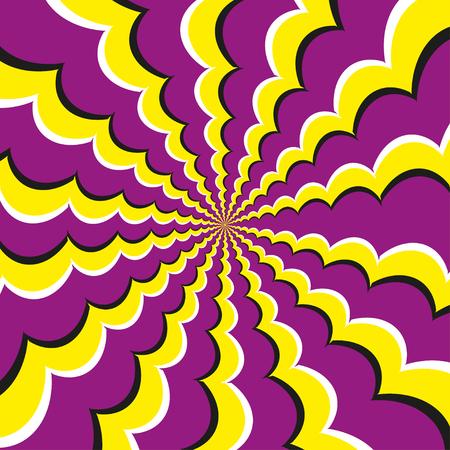 Gypnotic vector Background