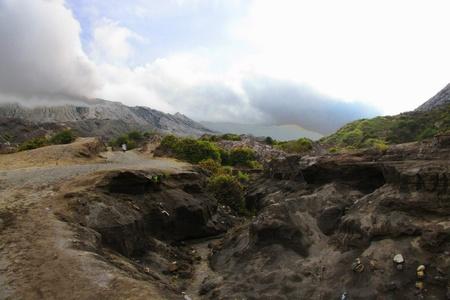 tengger: Alone, walks from Mount Tengger