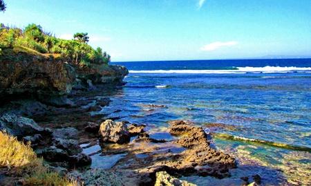 seminyak: Seminyak Beach, Bali Indonesia