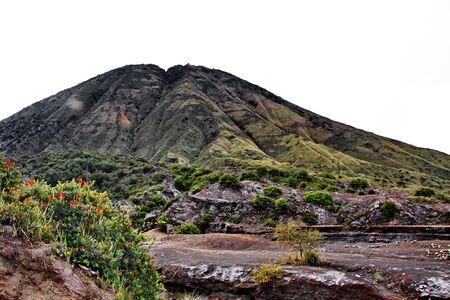 Mount Bromo, East Java Indonesia Stock Photo