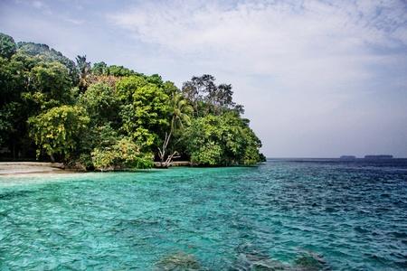 pulau: Pulau Bintang, Indonesia Stock Photo