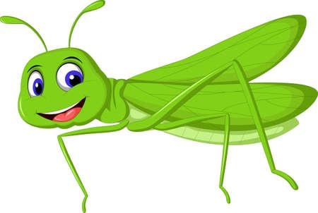 langosta: historieta langosta verde