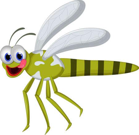 wispy: Cute dragonfly cartoon