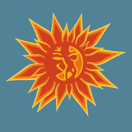 sun Stock Vector - 29347494