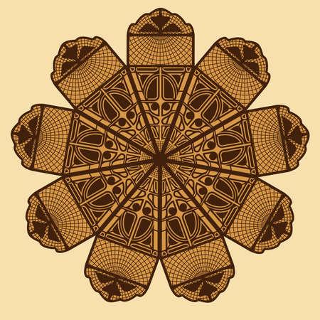 arabisch patroon: Arabische patroon